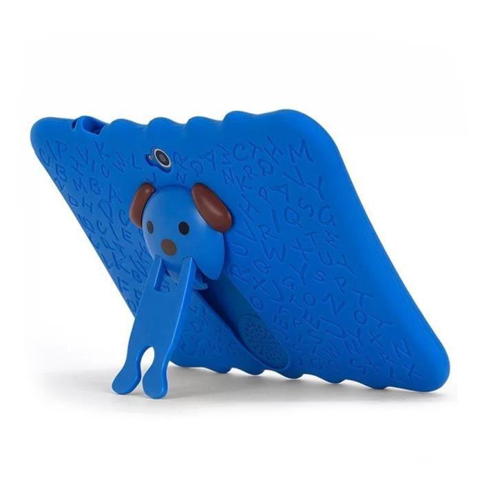 Tablette Tactile 7- Bleu pour Enfant