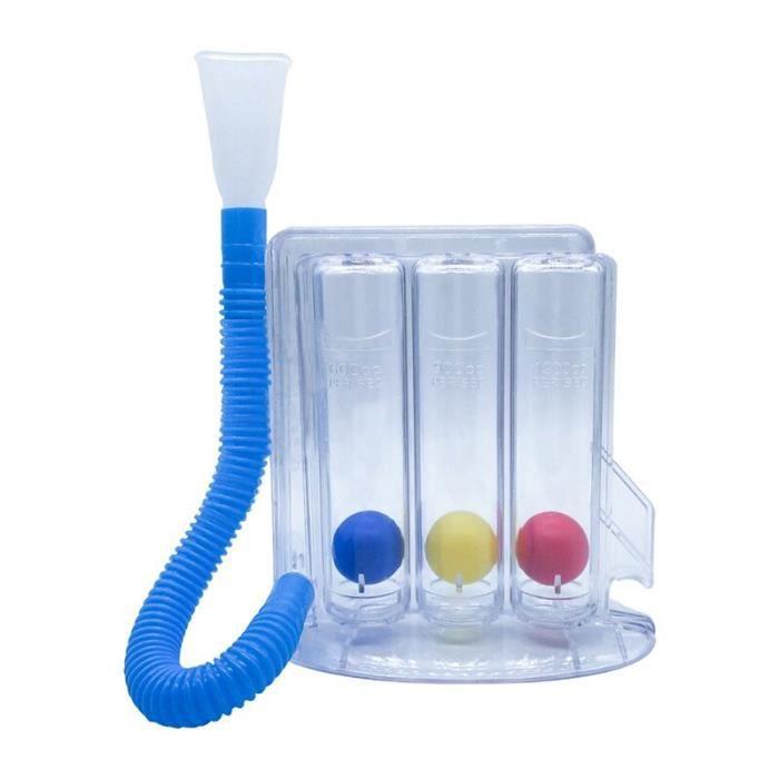 Appareil d'entraînement respiratoire appareil d'entraînement respiratoire capacité vital - Modèle: Breathing trainer - HSJSZHA05586