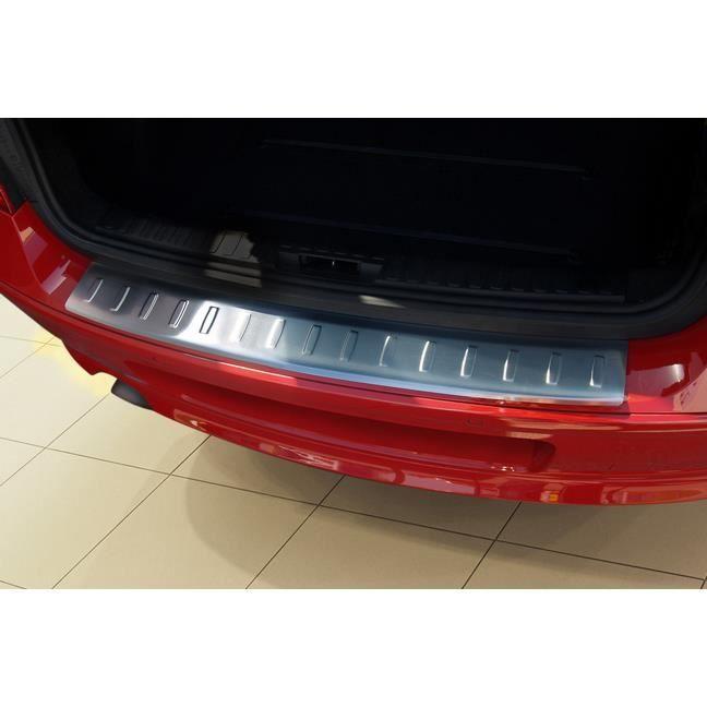 Protection de seuil pour BMW Série 1 (E87 5 portes - E81 3 portes) 2007-2011 Spécifique protection de coffre