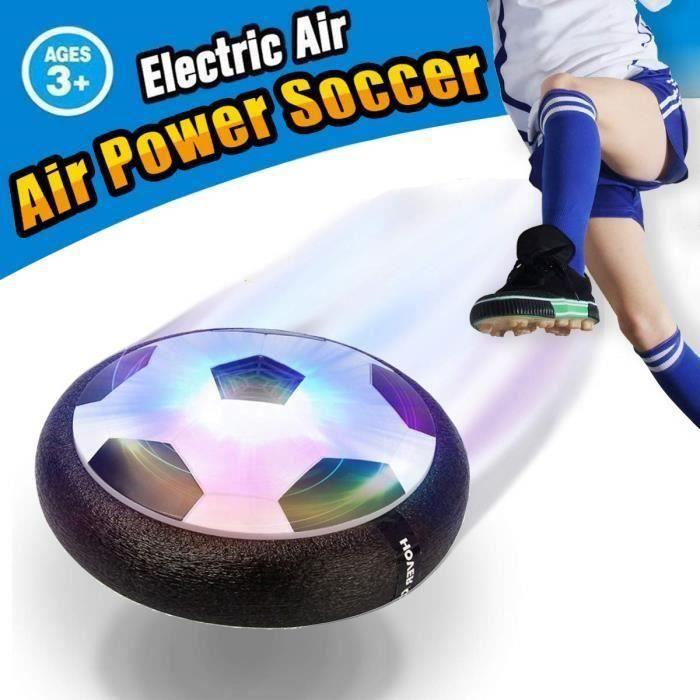 Air Power Football, Ballon de Foot avec Lumière LED, Jeux de Plein Air Enfant Jeu de Jouets Ball, Jeux de Foot Enfant Cadeau My14663