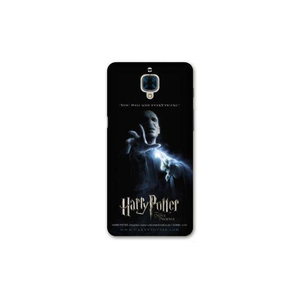 Coque OnePlus 3 WB License harry potter C - - phoenix voldemor N