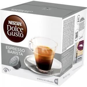 Capsules Dolce Gusto Espresso Barista