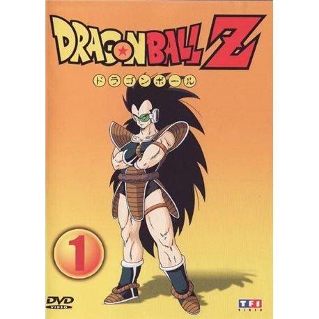 dvd dragon ball z - épisodes 1 à 4