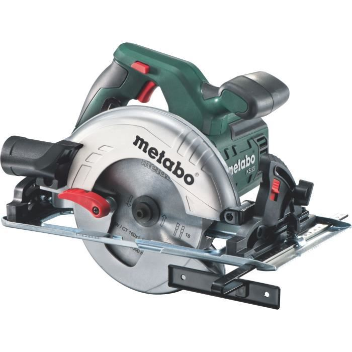 METABO Scie circulaire KS 55 - 1 200 W