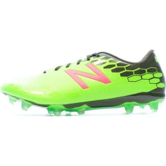 Visaro 2.0 Control FG Chaussures de football Vert Homme New Balance
