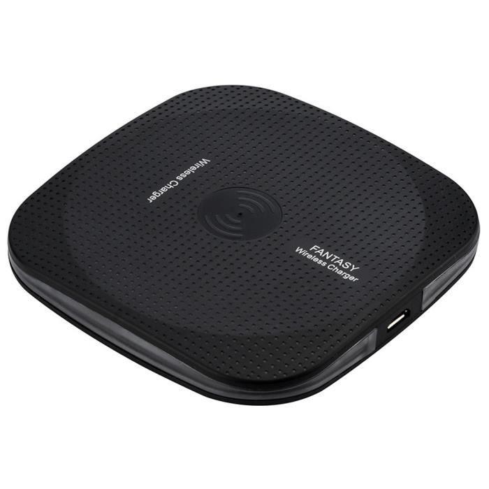 10W Support De Charge Sans Fil Qi Chargeur Sans Fil De Charge Dock Pad pour Samsung pour Huawei Mate 10 Charge Sans Fil