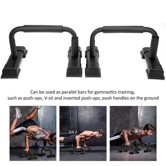 Poignées d'appui Push-Up Bars Dispositif pour Musculation VGEBY