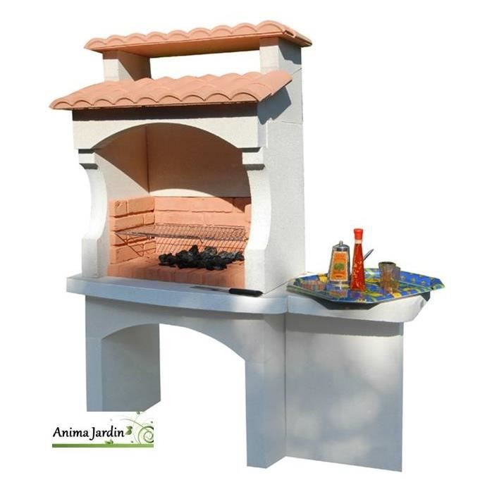 barbecue en pierre bugey pas cher charbon de bo achat vente barbecue barbecue en pierre. Black Bedroom Furniture Sets. Home Design Ideas