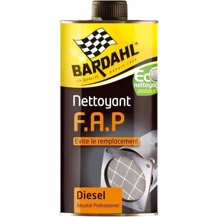 bardahl nettoyant filtre particules 1l fap achat vente additif nettoyant filtre a. Black Bedroom Furniture Sets. Home Design Ideas
