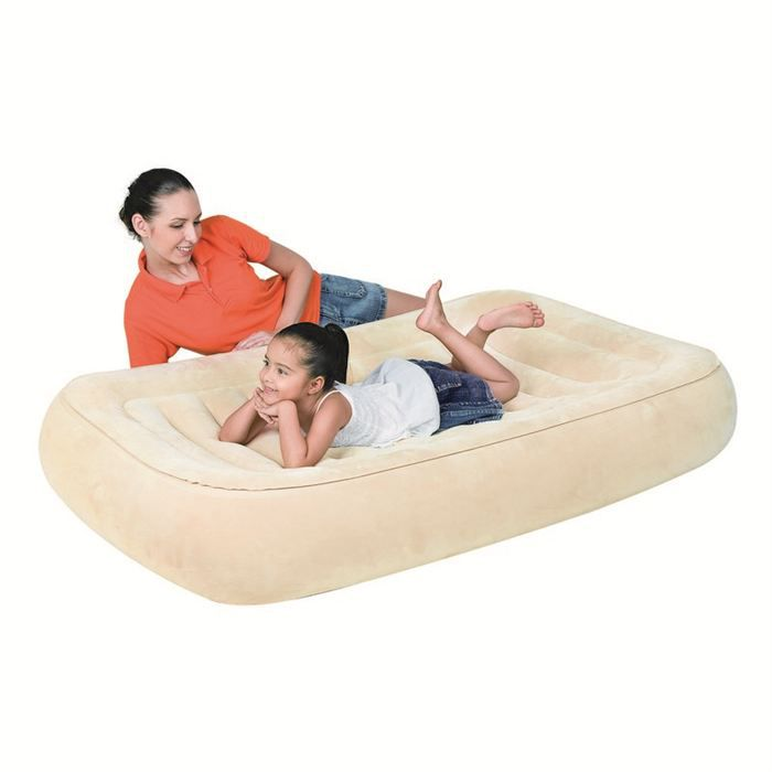 matelas s curis pour enfant 3 6 ans bestway prix pas. Black Bedroom Furniture Sets. Home Design Ideas