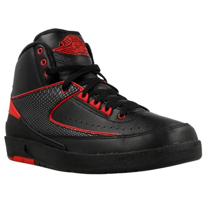 low priced 984a8 ed752 BASKET Chaussures Nike Air Jordan 2 Retro