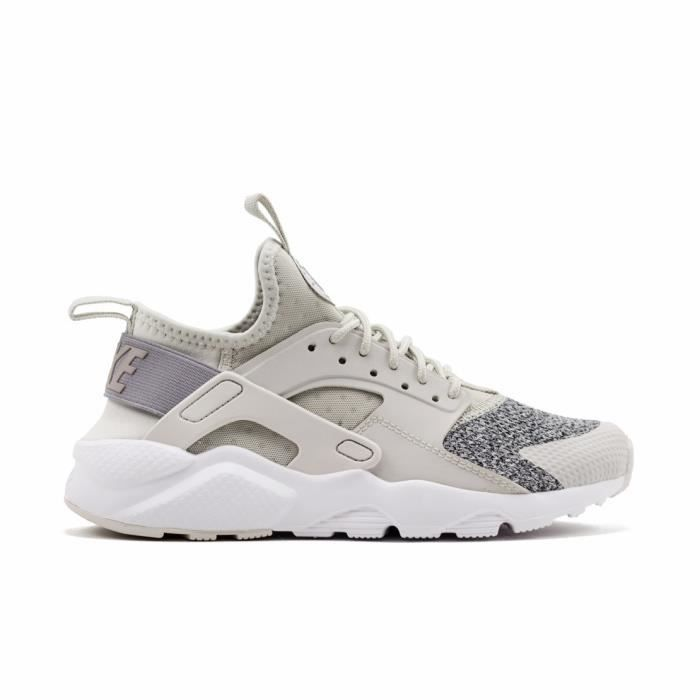 NIKE HUARACHE RUN ULTRA GS 942121 002 AGE ADOLESCENT, COULEUR GRIS, GENRE MIXTE, TAILLE 38