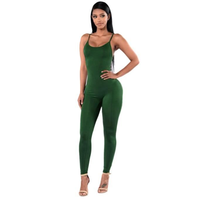 Manches Femmes Jumpsuit Casual Nouveau Bodycon Sans Pantalon Club Wll6100 Body Long Romper tHdwOq