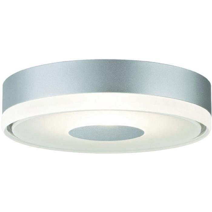 Circle lines Verre noir//blanc PAULMANN-Eclairage de plafond Plafonnier