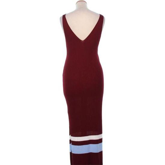 Bleu Mini- Femmes-Robe d/'été taille 40 Jerome Lycra en mousseline de soie robe Polyester