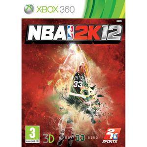 JEU XBOX 360 NBA 2K12 LARRY BIRD / Jeu console X360