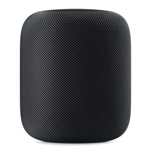 ENCEINTE NOMADE Apple HomePod, Sans fil, Gris, Tactil, Universel,
