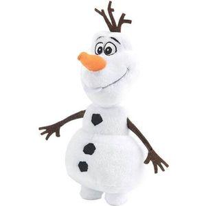 PELUCHE FROZEN - Peluche Olaf 30 cm Frozen la Reine des...