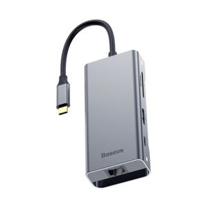 STATION D'ACCUEIL  7 Port USB 3.0 HUB Multifunctional Type C USB 3.0x