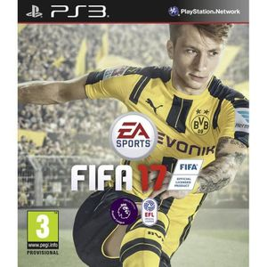 JEU PS3 FIFA 17 Jeu PS3+ 3 CARTES FIFA collector OFFERT