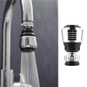 pivotante /à 360//° /économie deau Robinet A/érateur de bec Diffuseur de filtre de robinet d/économie deau Accessoires de Cuisine