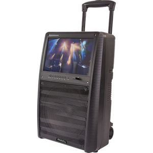 ENCEINTE ET RETOUR IBIZA SOUND 17-2510 Enceinte portable autonome 12