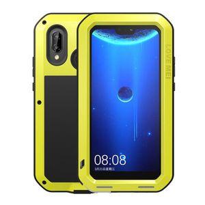 COQUE - BUMPER Coque Huawei P20 Lite / Nova 3E Etui Imperméable E