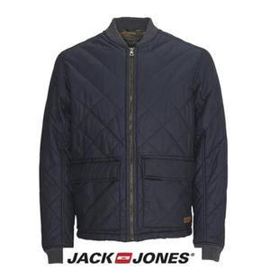 910796339368a BLOUSON Blouson Jack and Jones Val Navy 12107873