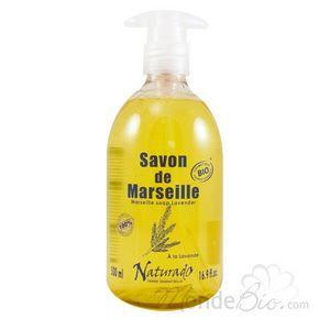 SAVON - SYNDETS Naturado Savon de Marseille liquide a la Lavand…