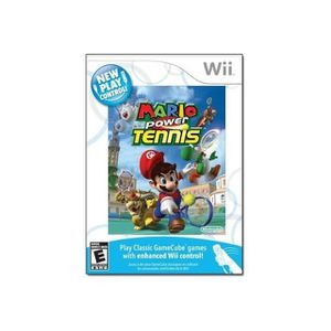 JEU WII Mario Power Tennis Wii