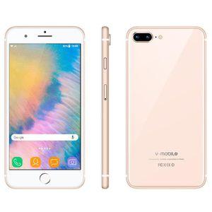 SMARTPHONE Smartphone 4GPasCher V · Mobile 5,5PoucesHD Or