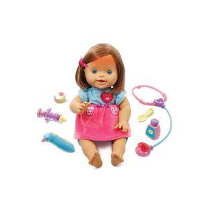 POUPÉE VTech - 179505 - Little Love - Ma poupée à soigner