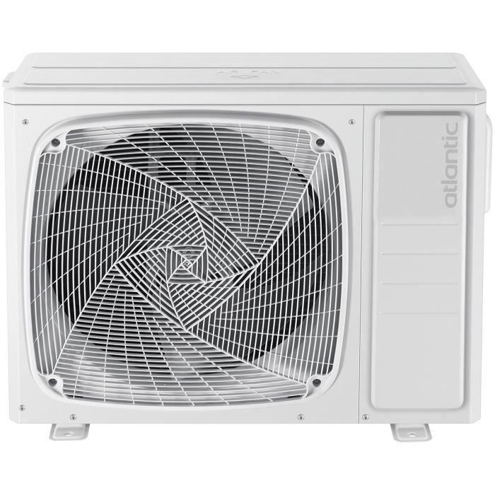 3u 024 nb.ue - unité extérieure climatiseur multi-splits 6200w r32 soumis à la réglementation f-gaz