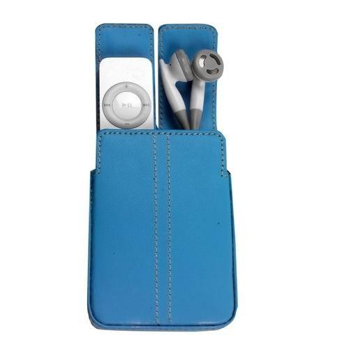I-Tec - T1042 - Etui en cuir Ipod Shuffle