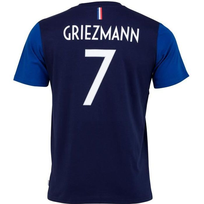 T-shirt FFF - Antoine GRIEZMANN - Collection officielle Equipe de France de Football