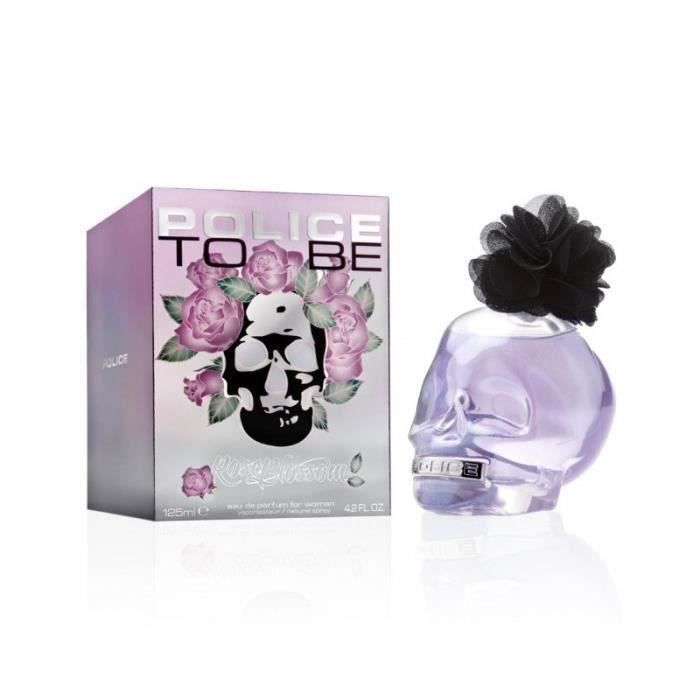 POLICE TO BE ROSE BLOSSOM EDT 40ML PULVERISATION