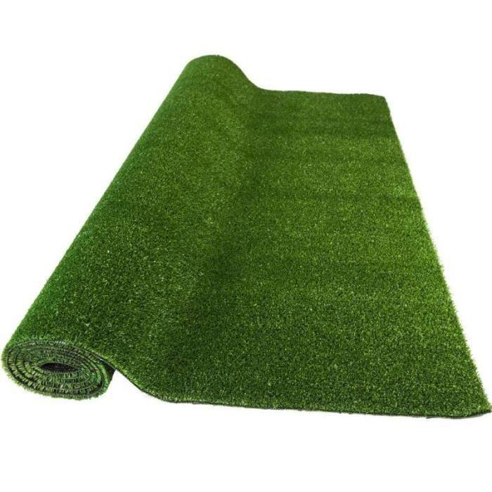 Tapis de gazon pelouse herbes pelouse Tapis gazon graines géotextiles Haga ® 15mx1 1 m