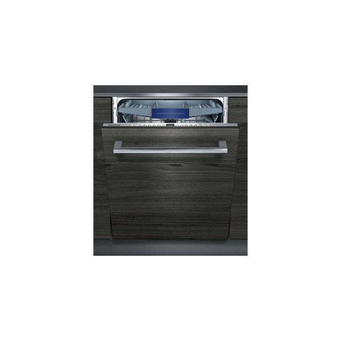 Lave-vaisselle 60cm Tout Integrable 14 Cvts 44db Siemens - Sn736x19ne