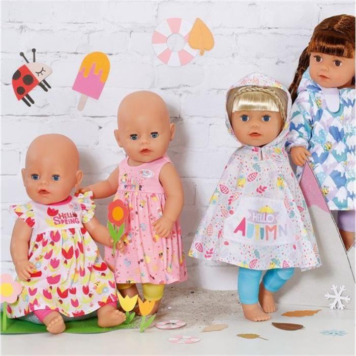 Baby Born Ensemble 4 saisons 43cm