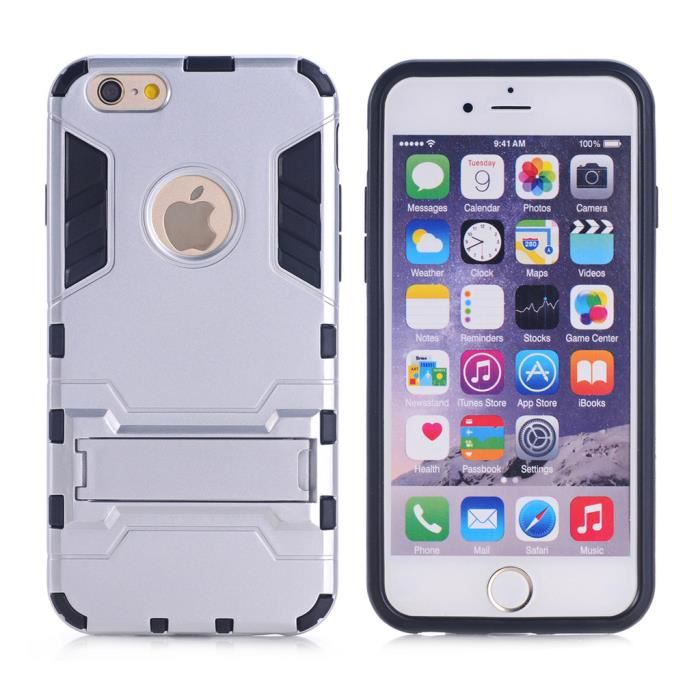 iphone 5 5s iphone se coque armor separable hybrid