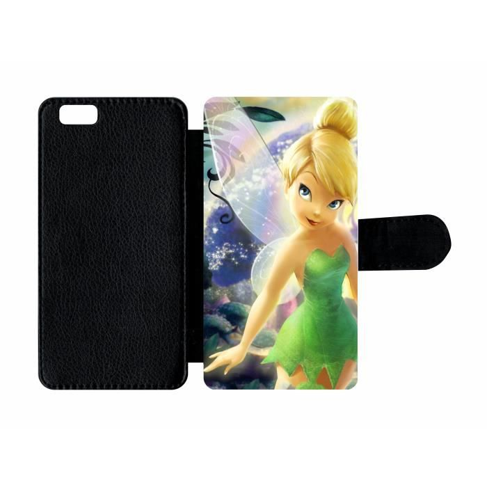etui apple iphone 6 disney tinkerbell la fee cloch