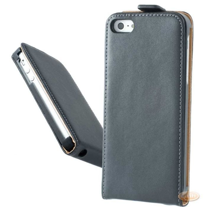 Housse pour iphone 5 clapet int rieur chamois achat for Housse iphone x