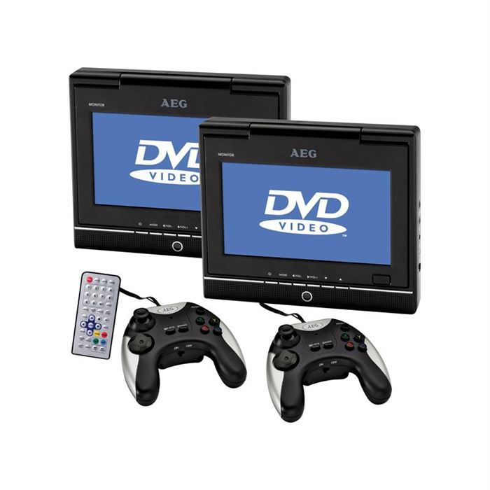 lecteur dvd voiture aeg dvd 4533 lecteur dvd portable. Black Bedroom Furniture Sets. Home Design Ideas