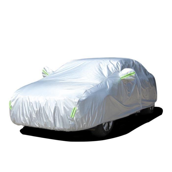ERQINGCZ Housse De Voiture /Étanche Couverture Ext/érieure De Voiture UV Anti Neige Pluie Soleil Emp/êchant La Couverture De Preuve De Poussi/ère pour VW Volkswagen Caddy
