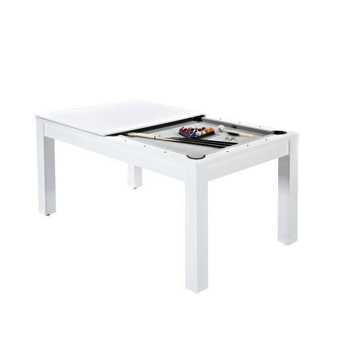 Billard Table Blanc Achat Vente Jeux Et Jouets Pas Chers