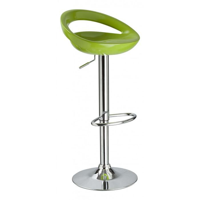 tabouret de bar vert anis laura lot de 2 id 39 clik achat vente tabouret de bar cdiscount. Black Bedroom Furniture Sets. Home Design Ideas