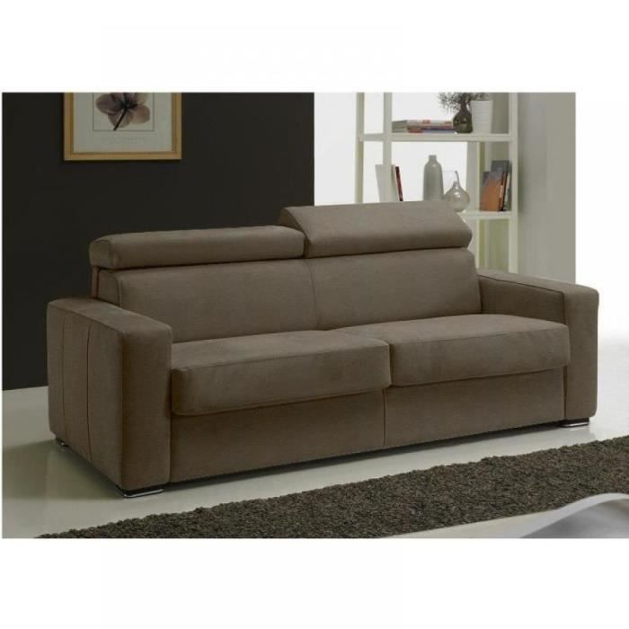 Canap rapido sidney deluxe couchage quotidien achat vente canap s - Canape rapido soldes ...