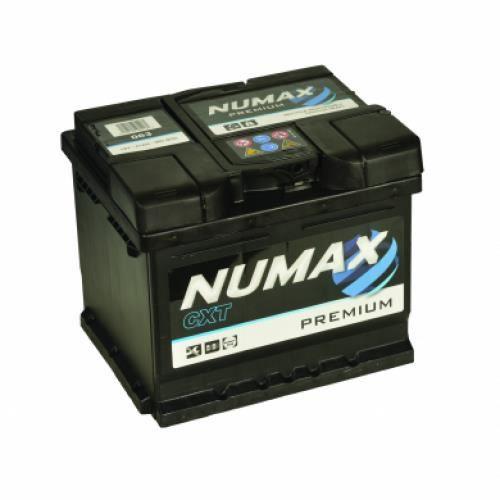 STATION DE DEMARRAGE Batterie de démarrage Numax Premium LB1 063UR 12V