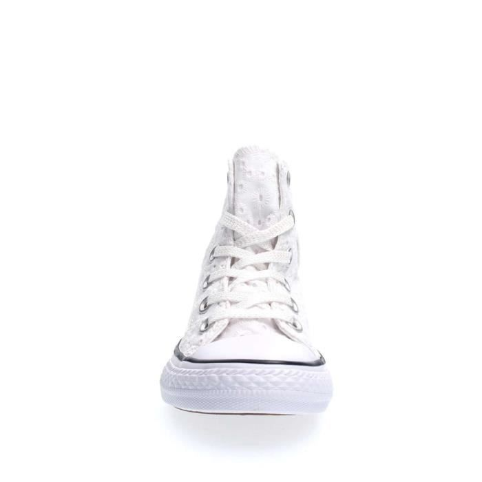 CONVERSE SNEAKERS fille WHITE, 34