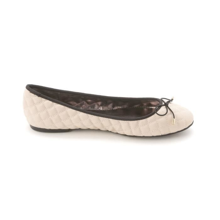 Mocassin Femmes Ultra Leger Antidérapant Chaussures BJ-XZ041Blanc38